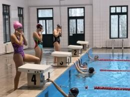 Физкультурно-спортивное мероприятие  по плаванию под девизом «О спорт, ты – мир!»