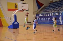 Первенство Рязанской области по баскетболу среди  юношей и девушек «Детская лига»