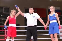 Косткина Дарья стала победительницей всероссийских соревнований по боксу «Олимпийские надежды»