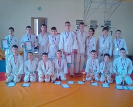Спортсмены по всестилевому каратэ заняли 16 призвых мест на открытом чемпионате и первенстве Рязани