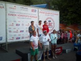 Финал всероссийского турнира по плаванию  «Кубок Золотого Кольца» в Анапе