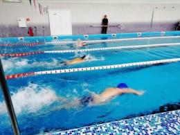 Открытое личное первенство ГАУ ДО «ДЮСШ «Елатьма» по плаванию